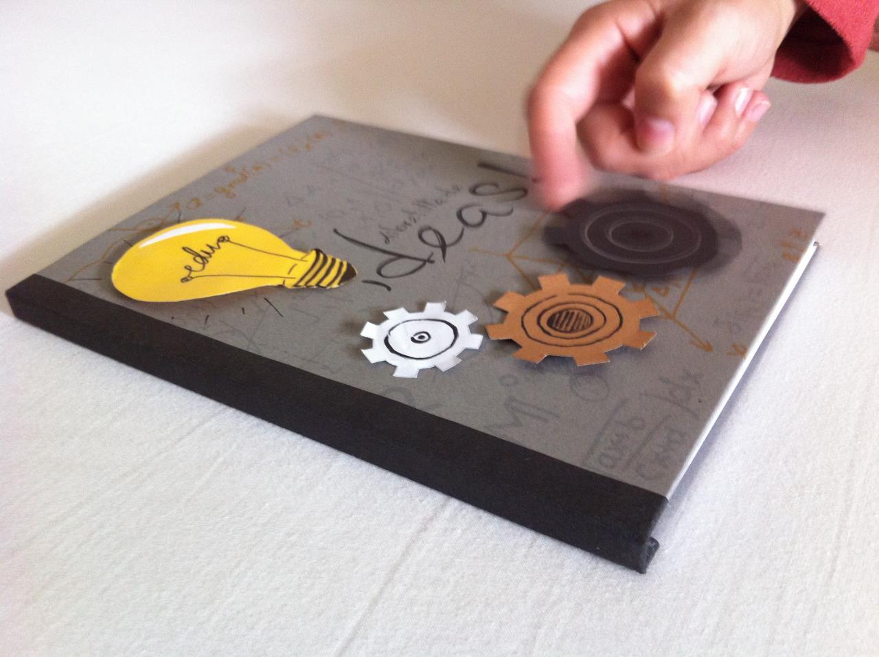El regalo perfecto Estela y Papel Regalos creativos hechos a mano