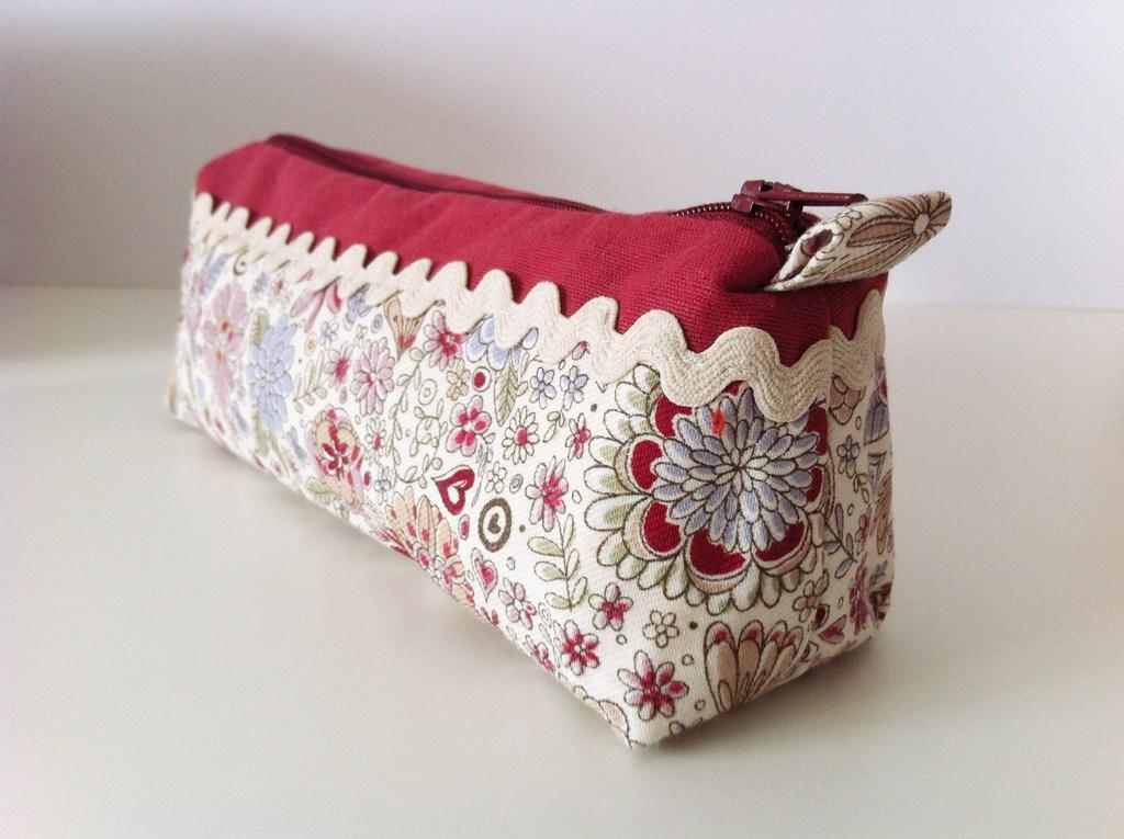 Estuche l pices estampado estela y papel regalos creativos - Colgador de tela con bolsillos ...