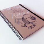 Cuaderno perro vintage2