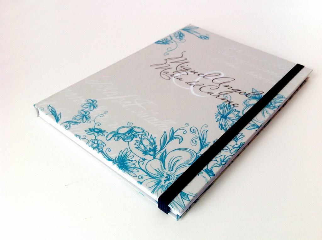 agenda planificadora de boda personalizada estela y papel regalos creativos hechos a mano. Black Bedroom Furniture Sets. Home Design Ideas