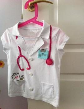Camiseta personalizada doctora con nombre2 (Copiar)