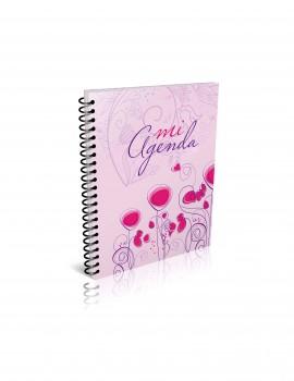 Cuaderno A6 Agenda Maika-02 3D